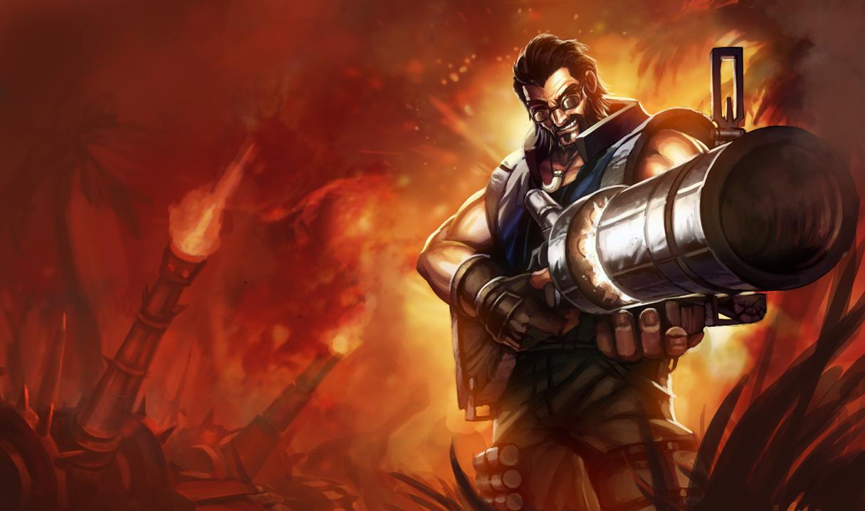League of Legends: Graves Still Too Strong Post-nerfs ...