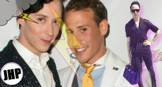 johnny weir gossip