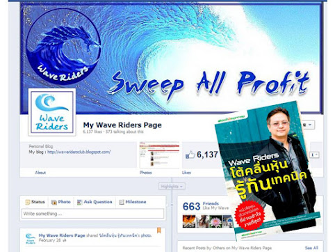 Wave Riders Fan Page