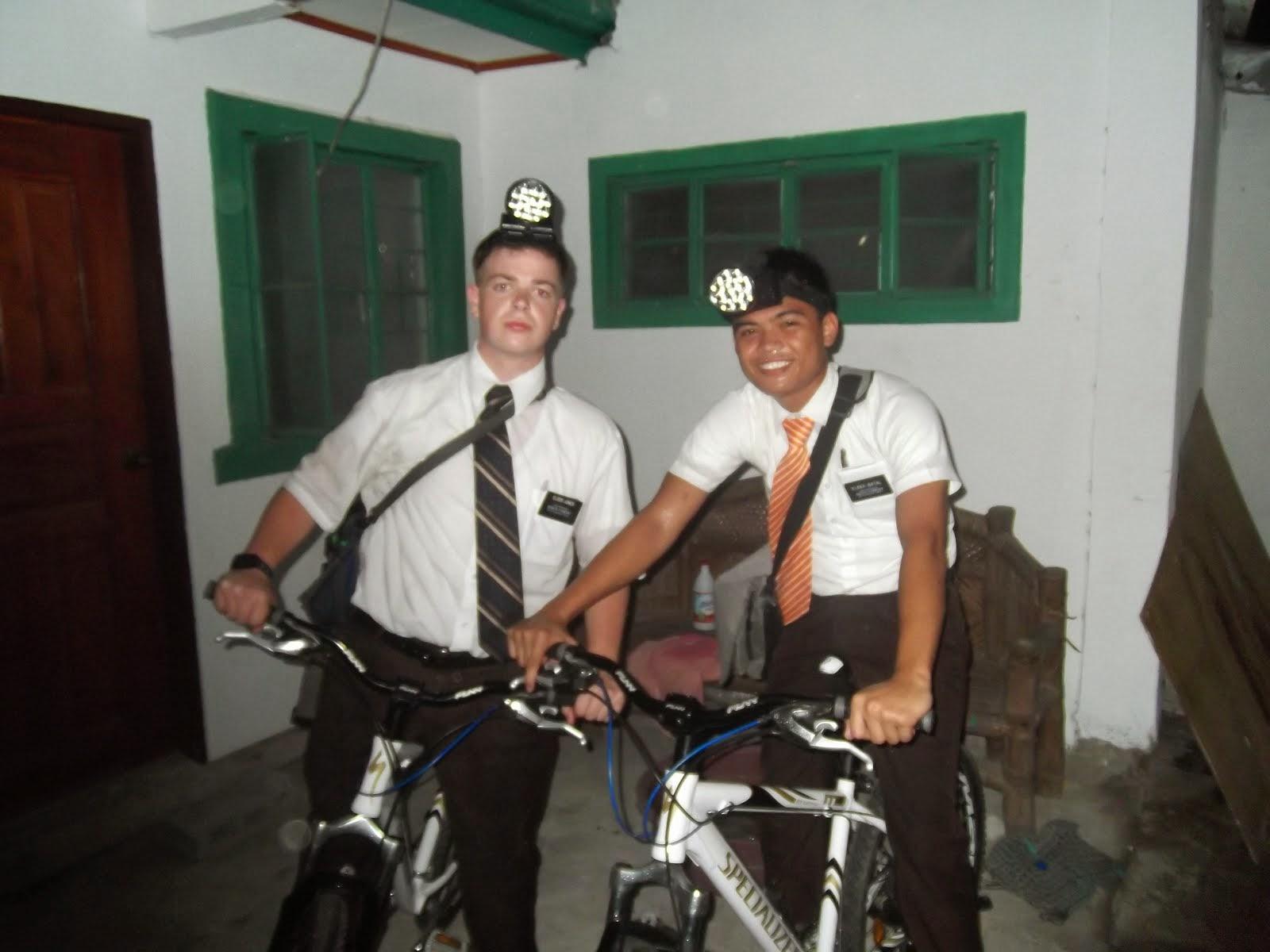 mac on bike