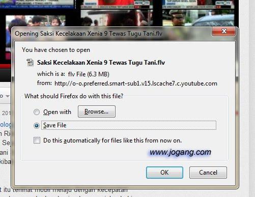 Cara Download YouTube video tanpa software