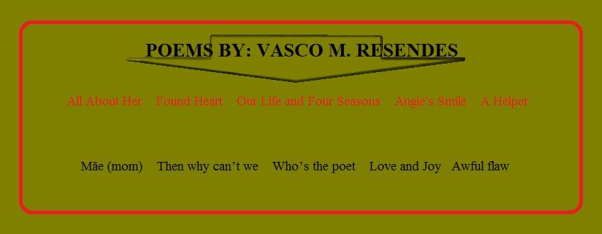 Vasco M. Resendes