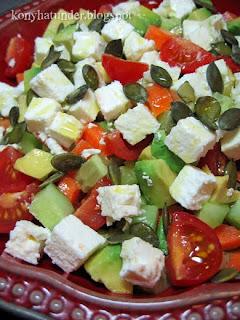 crunchy-feta-salad