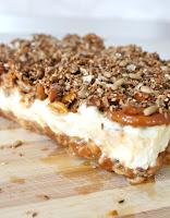 http://theseamanmom.com/caramel-pretzel-ice-cream-cake/
