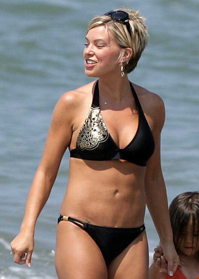 Think, that Kate gosselin yellow bikini your