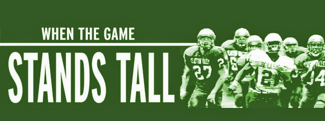 Watch online When the Game Stands Tall 2014