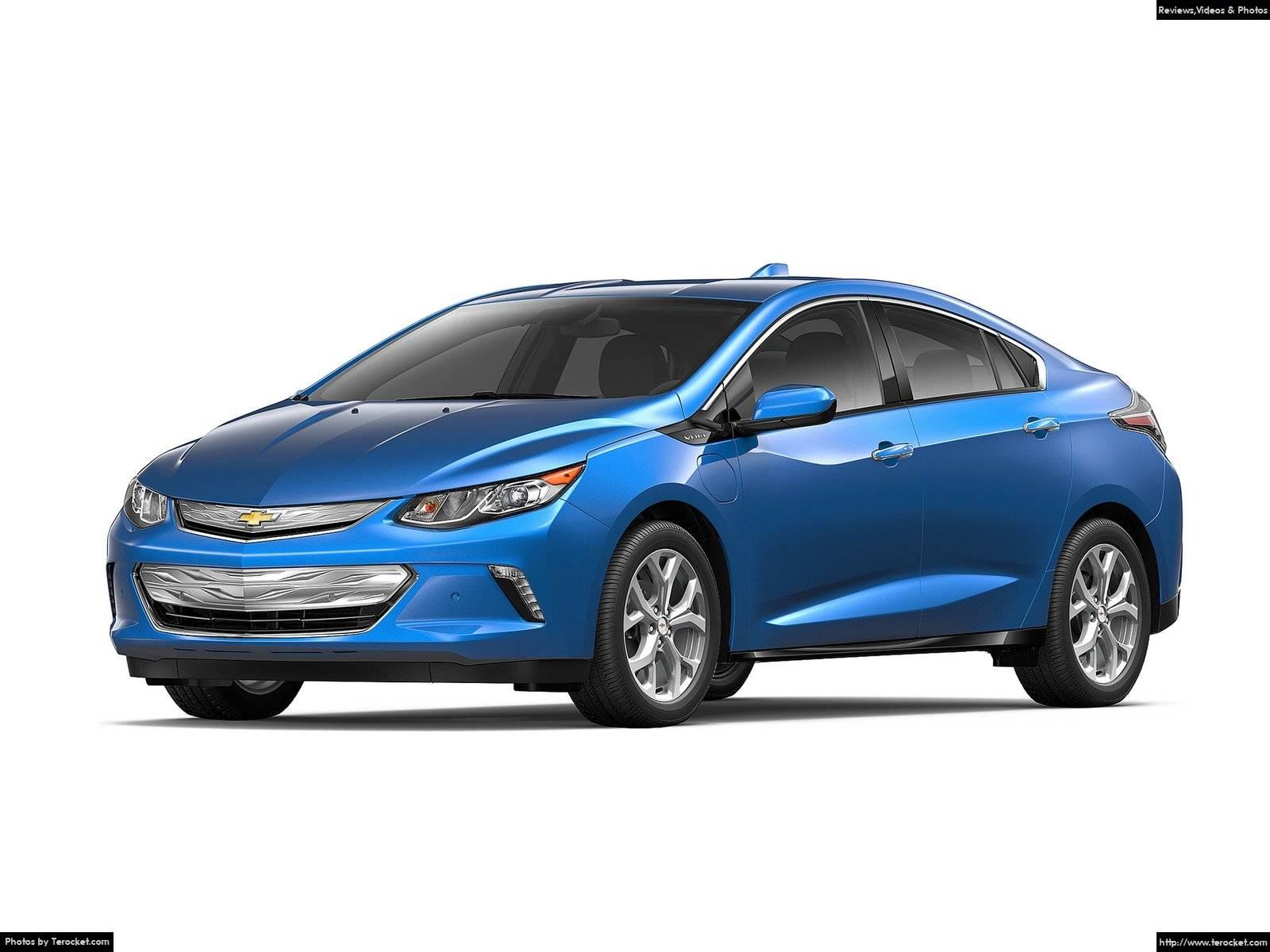 Hình ảnh xe ô tô Chevrolet Volt 2016 & nội ngoại thất