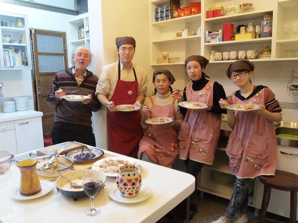 虎尾- Joyce's Home Cooking 銀河咖啡 傳統歐式英國餐點