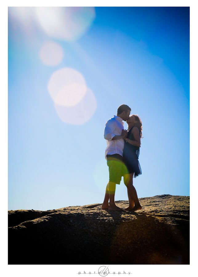 DK Photography Niq4 Niquita & Lance's Engagement Shoot on Llandudno Beach  Cape Town Wedding photographer