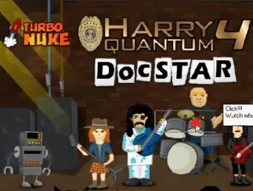 Harry Quantum 4 Docstar walkthrough.