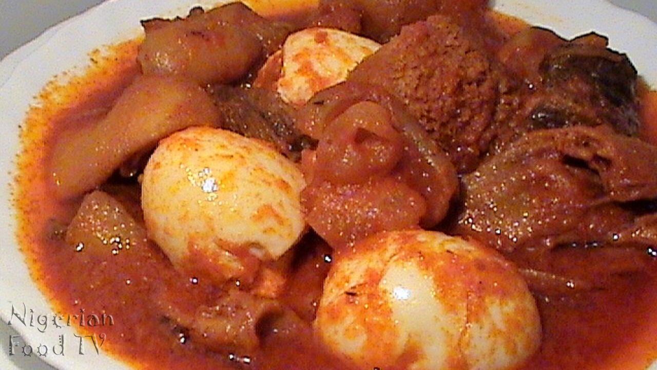 obe ata dindin , buka stew,restaurant style pepper stew