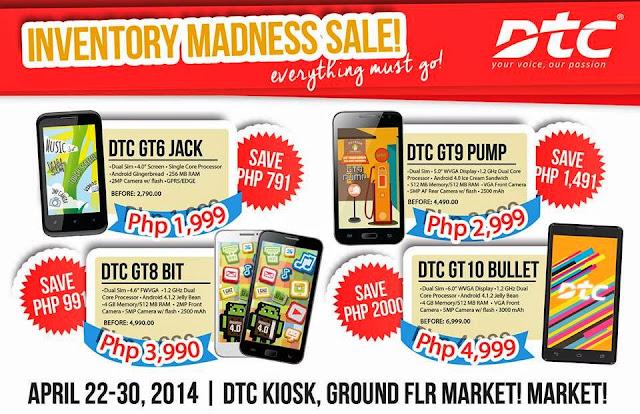 DTC Offers Exclusive Smartphone Discounts in Summer Inventory Sale