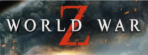 World War Z Banner Logo