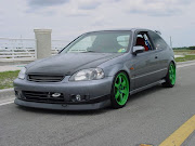HONDA CIVIC EK SPOON!