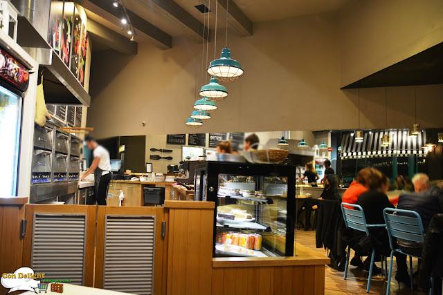 Carmis restaurant