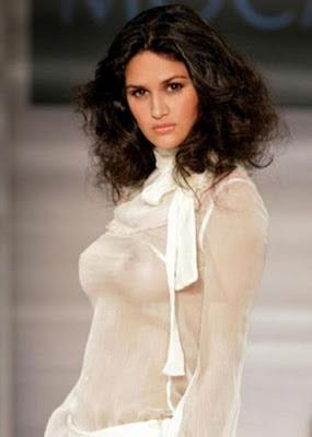 Leryn Franco modelo