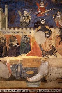 Итальянский художник Амброджо Лоренцетти