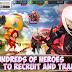 لعبة القتال والاكشن هاللو هيرو للاندرويد - HELLO HERO APK