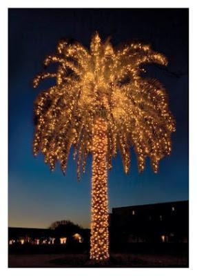 christmas palm tree-#40
