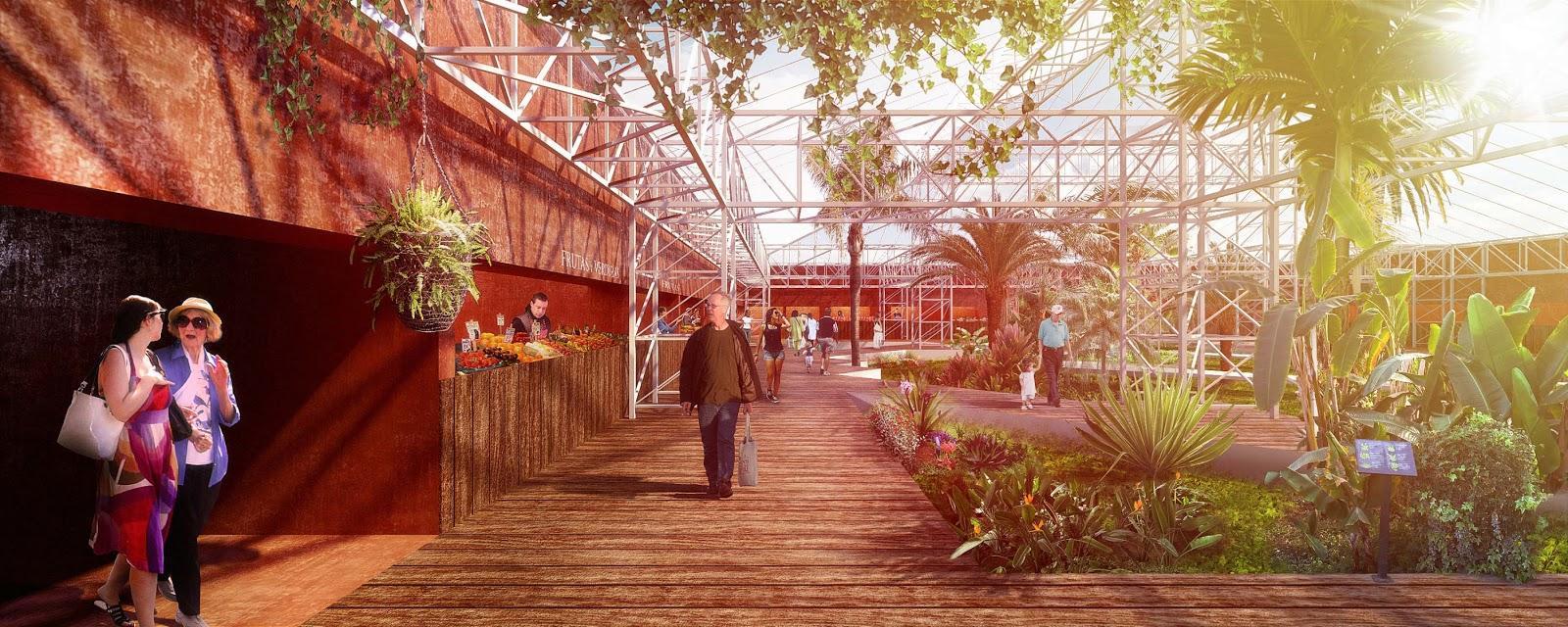 A f a s i a gri bosco ecoproyecta for Jardin de la vega alcobendas