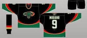 Five Of The Nicest Jerseys Ever Seen In The NHL