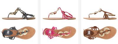 Sandalias planas para mujer estilo casual
