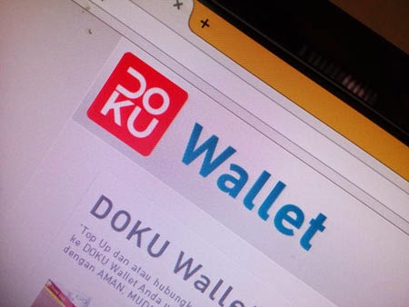 Cara Isi Saldo Doku Wallet Melalui ATM Bersama