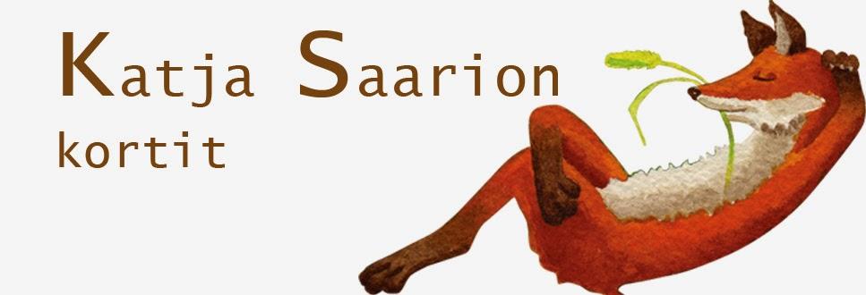 Katja Saarion kortit