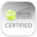 I am My Digital Studio Certified