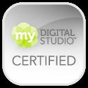 I am My Digital Studio Certified