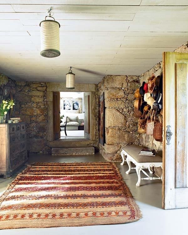 Estilo rustico alfombras rusticas - Alfombras rusticas ...