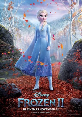 Frozen 2 (Web-DL 720p Ingles Subtitulada) (2019)