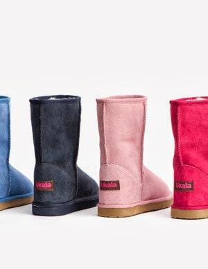 Alessandra 39 s fashion ukala sidney boots stivali a prova for Amazon buyvip ugg