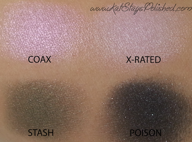 Urban Decay - Vice 2 Palette - COAX-XRATED-STASH-POISON