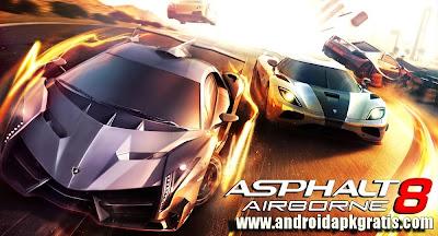 Asphalt 8 : Airborne v1.0.0 ( 1.0.0) APK Free MOD