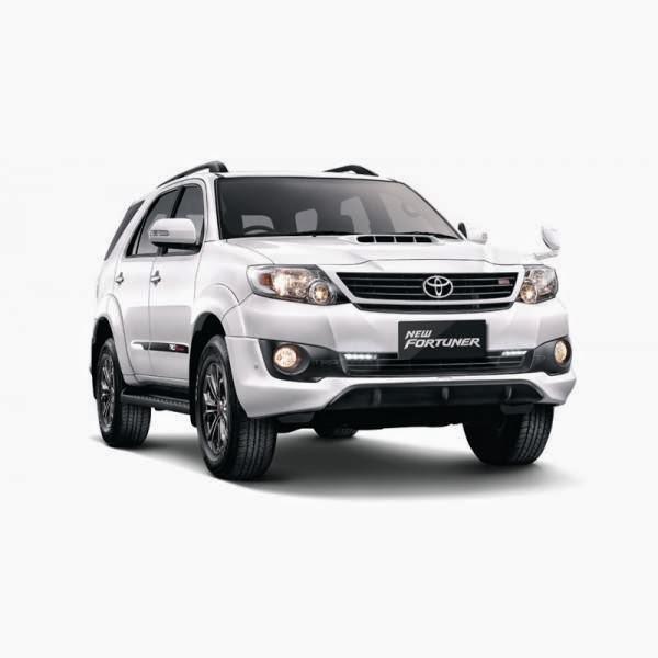 Body Kit Toyota Grand Fortuner TRD 2014