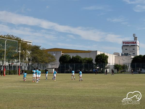 Terrain de rugby de Toshiba - Oita