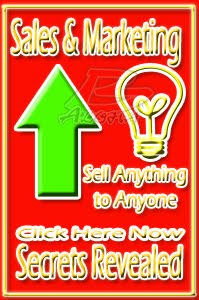 Sell Anything to Anyone
