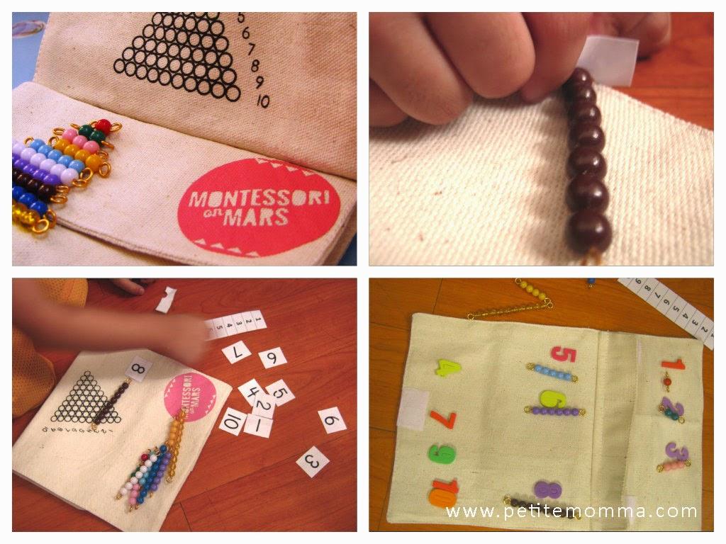 homeschool math preschool