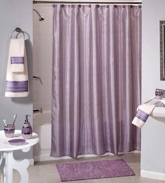 Bathroom Shower Curtains and Matching Accessories - AyanaHouse