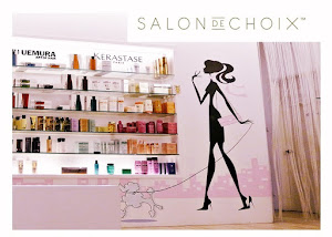 SALON DE CHOIX AMBASSADOR [Singapore] ♡ Quote my name 'CHARLES ANGEL' & get 15% discount.