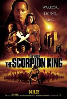 Sinopsis Film The Scorpion King