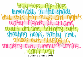 Quotes About Life Cute Summer Quotes