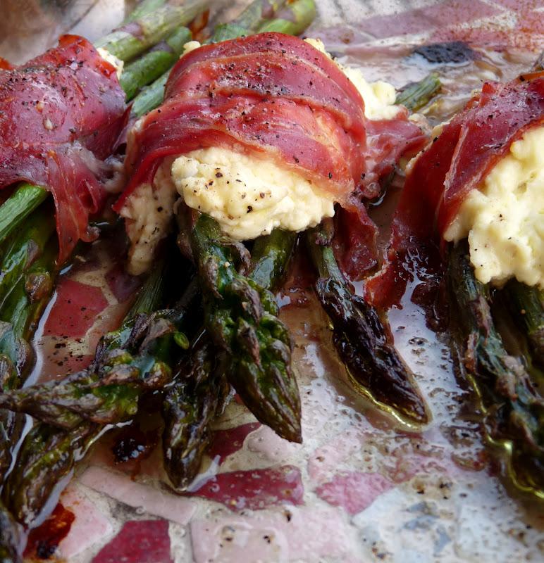 Gourmandise et cuisine fagots d 39 asperges vertes - Cuisine et gourmandise ...