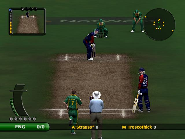 cricket 2007 full version free  pc games