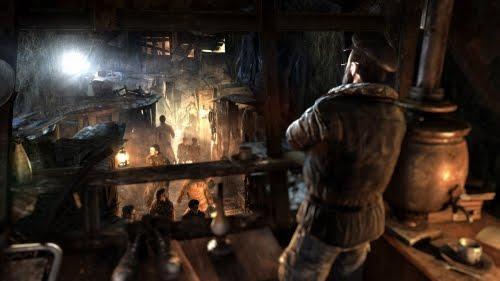 Los Mejores Juegos del 2013 para PC, PS3, Xbox 360, Nintendo Wii U, 3DS, PS Vita Metro Last Light Metro 2034