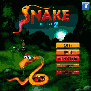 game blackberry Snake Deluxe