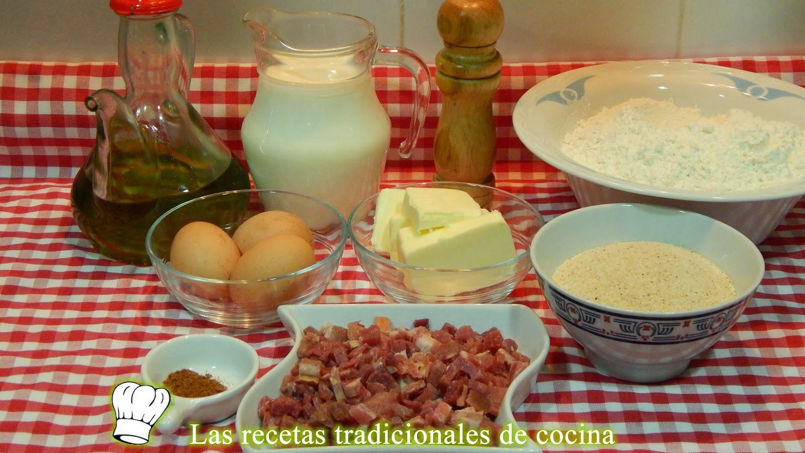 Receta de Croquetas de jamón serrano