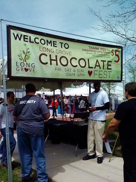 Long Grove Chocolate Festival