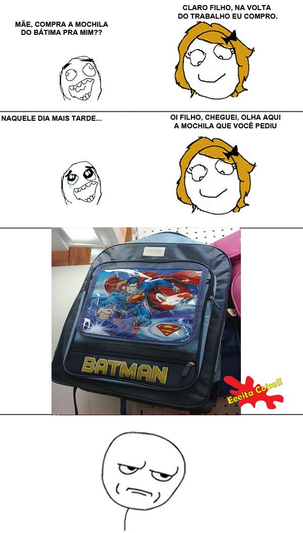 mochila, batman, kidding me, meme, eeeita coisa